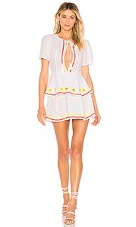 Платье с коротким рукавом mattie - Tularosa