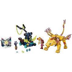 Конструктор LEGO Elves 41192: Ловушка для Азари и огненного льва