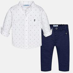 Комплект:брюки,рубашка Mayoral для мальчика