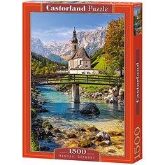 """Пазл Castorland """"Рамзау, Германия"""" 1500 деталей"""