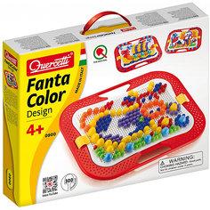 "Мозаика Quercetti ""Фантастические цвета"", 300 деталей"