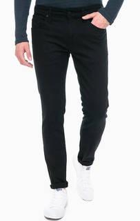 Черные джинсы скинни Mavi
