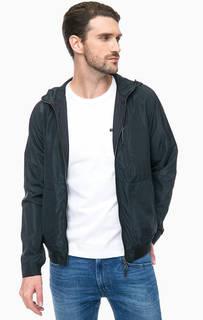 Ветровка с капюшоном и карманами Lee