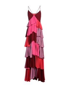 Длинное платье Erika Cavallini