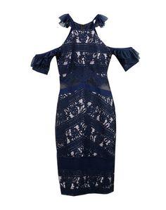 Платье до колена Three Floor