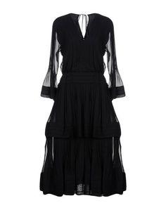 Платье длиной 3/4 Carolina Herrera