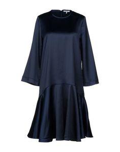 Платье до колена Ganni