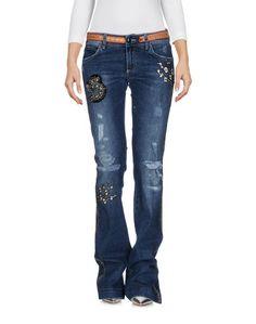 Джинсовые брюки Femme BY Michele Rossi
