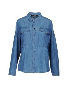 Джинсовая рубашка Lovlet