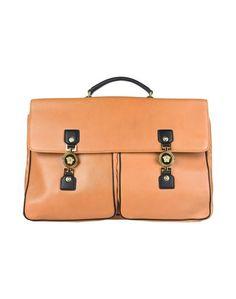 Деловые сумки Versace