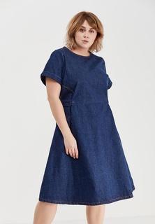 Платье джинсовое LOST INK PLUS