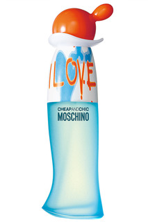 Moschino I Love Love EDT,30 мл Moschino