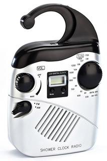 Радио для ванной комнаты BRADEX