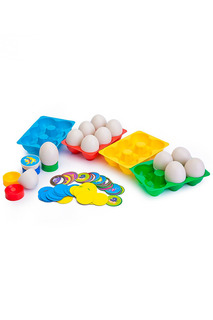 Игра настольная «кто в яйце» BRADEX