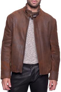 leather jacket Giorgio