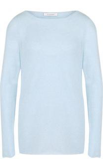 Пуловер из смеси хлопка и шелка с кашемиром Cruciani