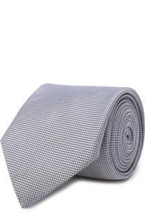 Шелковый галстук с узором Pal Zileri