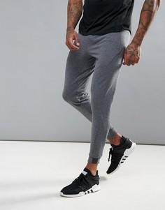 Серые джоггеры в стиле милитари adidas Running BQ9397 - Черный
