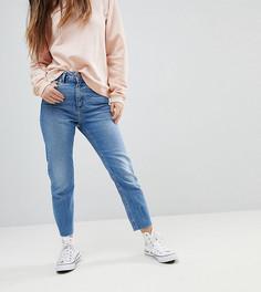 Яркие узкие джинсы в винтажном стиле ASOS PETITE FARLEIGH - Синий