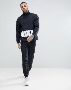 Черный спортивный костюм Nike Woven 886511-010 - Черный
