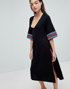 Пляжное платье Pitusa Athena - Черный