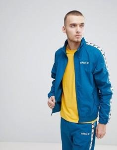 Зеленая спортивная куртка adidas Originals CE4824 - Зеленый