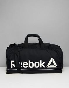 Черная спортивная сумка Reebok CE0914 - Черный