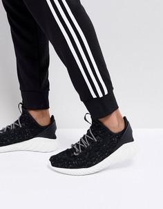 Черные кроссовки adidas Originals Tubular Doom Primeknit CQ0940 - Черный