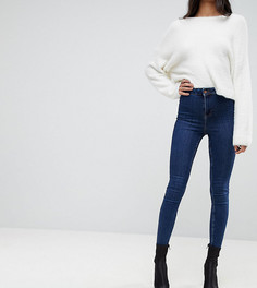 Синие джинсы скинни New Look Tall - Синий