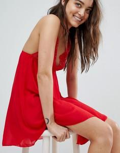 Красная комбинация Ann Summers Gracie - Красный