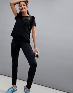 Черные леггинсы New Look - Черный