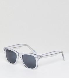 Квадратные солнцезащитные очки Reclaimed Vintage Inspired эксклюзивно для ASOS - Золотой