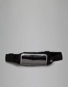 Сумка-кошелек на пояс New Look Active - Черный