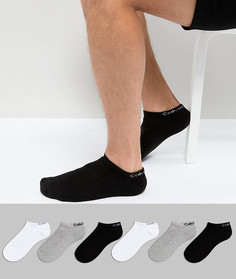 Набор из 6 пар спортивных носков Calvin Klein - Мульти