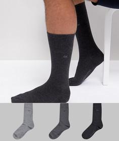 Комплект из 3 пар носков Calvin Klein - Мульти