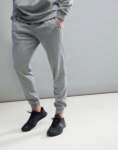 Серые меланжевые джоггеры Lyle & Scott Fitness Hislop 2 - Серый