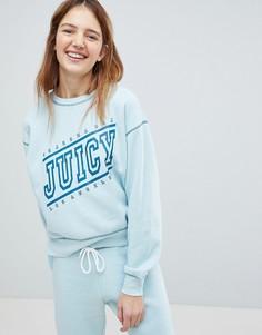 Свитшот Juicy by Juicy Couture - Синий