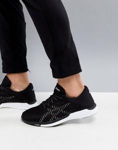 Черные кроссовки Asics Running Amplica T825N-9090 - Черный