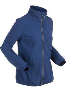 Куртка спортивная, эластичная (полуночная синь) Bonprix