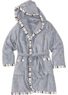 Махровый халат (серебристо-серый/разные цвета) Bonprix