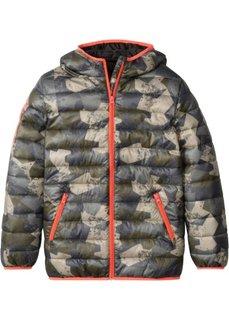 Куртка на легкой подкладке (оливковый/камуфляжный) Bonprix