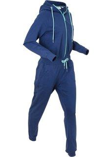 Трикотажный комбинезон (ночная синь) Bonprix