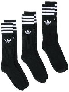 носки с логотипом Adidas