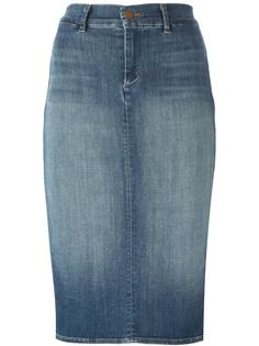 джинсовая юбка Ingenue J Brand