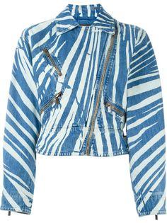 куртка Zebra perfecto  Roberto Cavalli