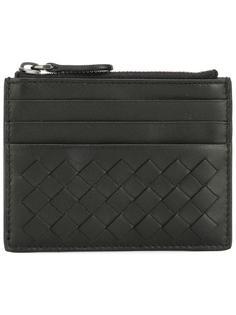 бумажник с плетеным дизайном Bottega Veneta
