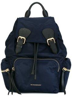 рюкзак с бляшкой с логотипом Burberry