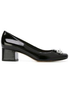 туфли-лодочки с квадратным носком Michael Michael Kors