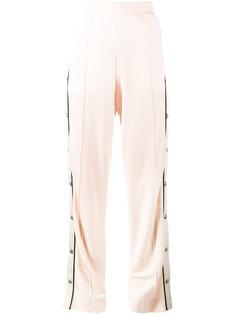 спортивные брюки с высокой талией Alessandra Rich