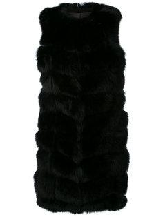жилетка Fuchs Chasuble из лисьего меха Liska